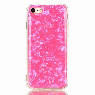 Sequins Epoxy Glitter Phone Shell for iPhone 7/8 Case TPU Soft newsets mercury flash powder tpu protector case for iphone 7 4 7 inch baby blue