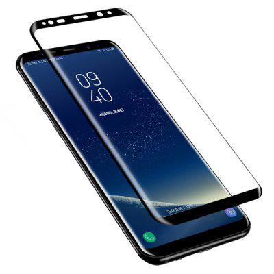 3D Full Cover Gehard glas voor de Samsung Galaxy S9 Plus HD displayfolie