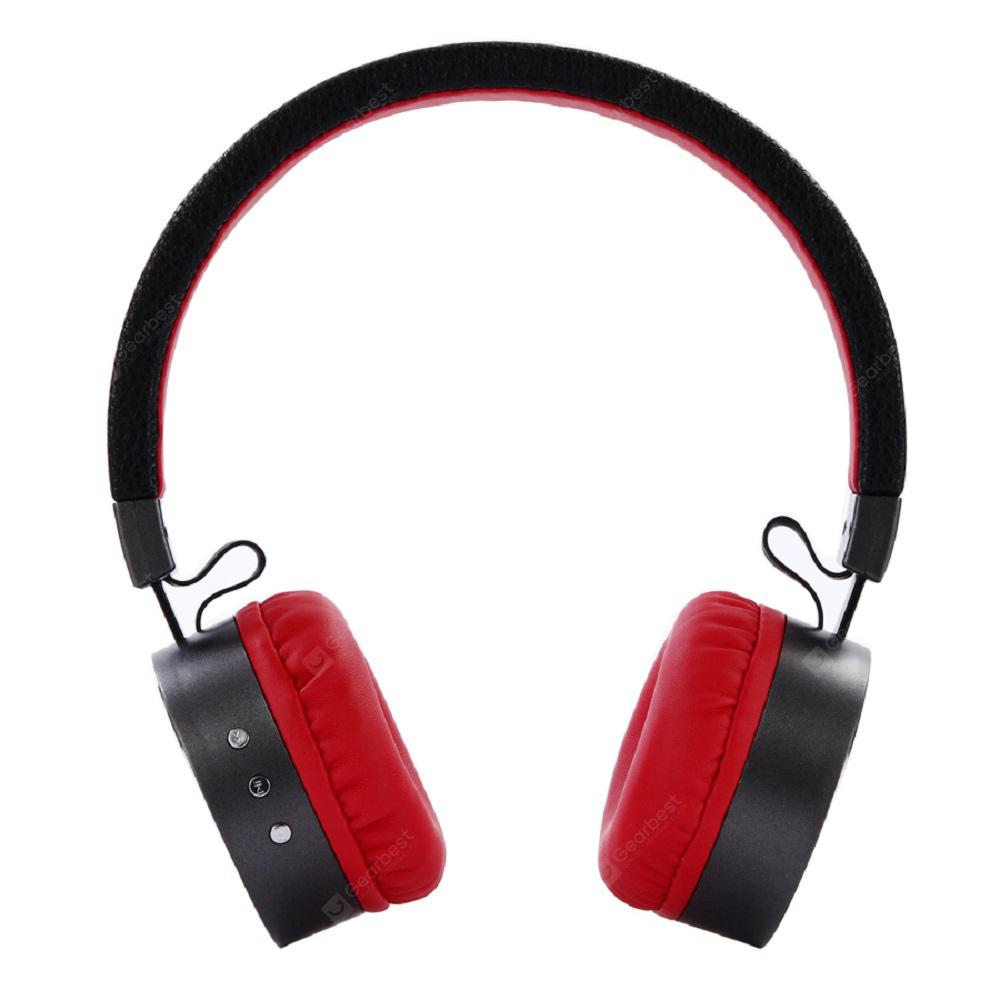 Bluetooth Headphones  Wireless Soft Memory-Protein Earmuffsfor PC/Cell Phones
