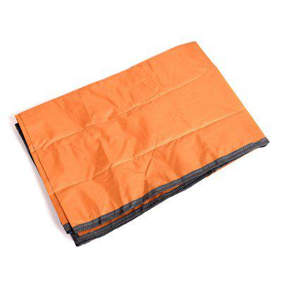 Outdoor Camping Nylon Pocket Picnic Mat Waterproof Convenient Folding Lawn Beach
