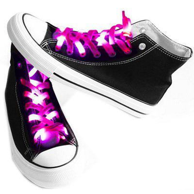 LED Shoelaces for Party Dancing Hip Pop Running Decorations