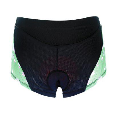 Twotwowin TT1 Women'S Cycling Underwear with 3D CoolMax Padded