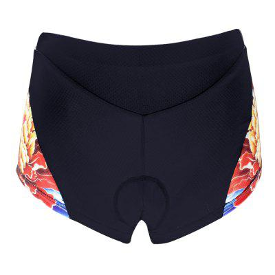 Twotwowin TT9 Women'S Cycling Underwear with 3D CoolMax Padded