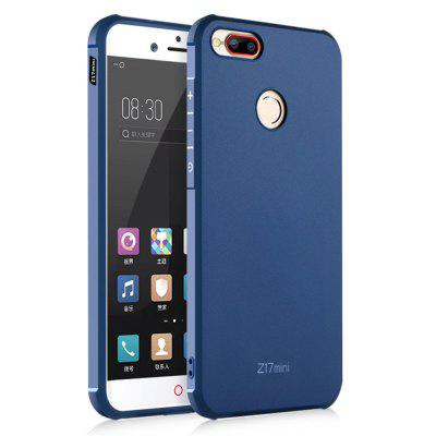 Shockproof Soft Silicone Case for Nubia Z17 Mini Cover Case Fashion Full Protective Phone Case, Blue;black;gray