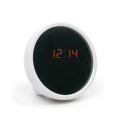 Household LED Mirror Alarm Clock