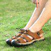 Men Casual Shoes Slippers Sandals - CHOCOLATE