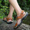 Sandals Beach Casual Shoes Slippers Flip Flops Summer Flats Sneakers - GOLDEN BROWN