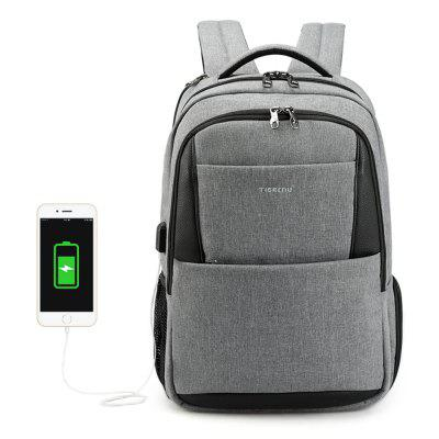 Tigernu T - B3515 USB Interface 15.6 Anti-Theft Computer Waterproof Backpack