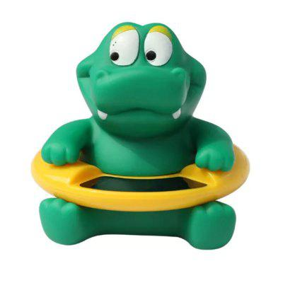 Cute Hippo Shape Baby Bath Thermometer