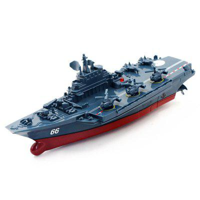 Remote Control Warships 3319 Aircraft Carrier Military Exquisite Model