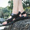 New TPR Waterproof Men's Sandals - BLACK