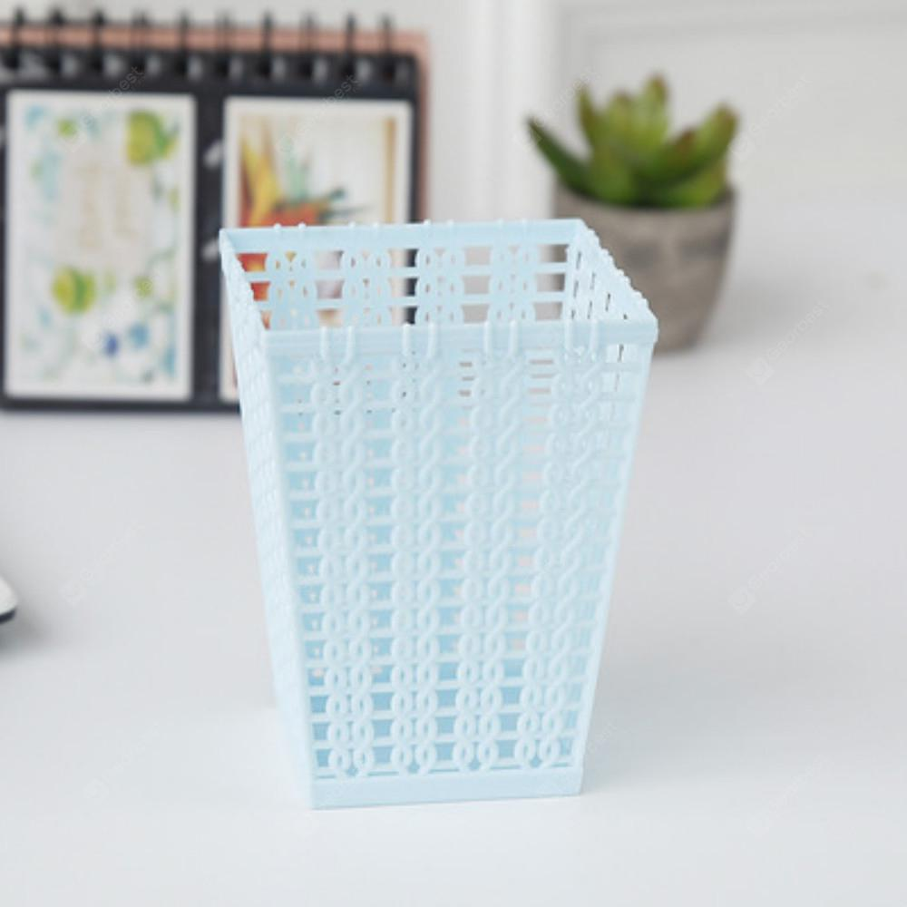 Square Desktop Stationery Storage Box