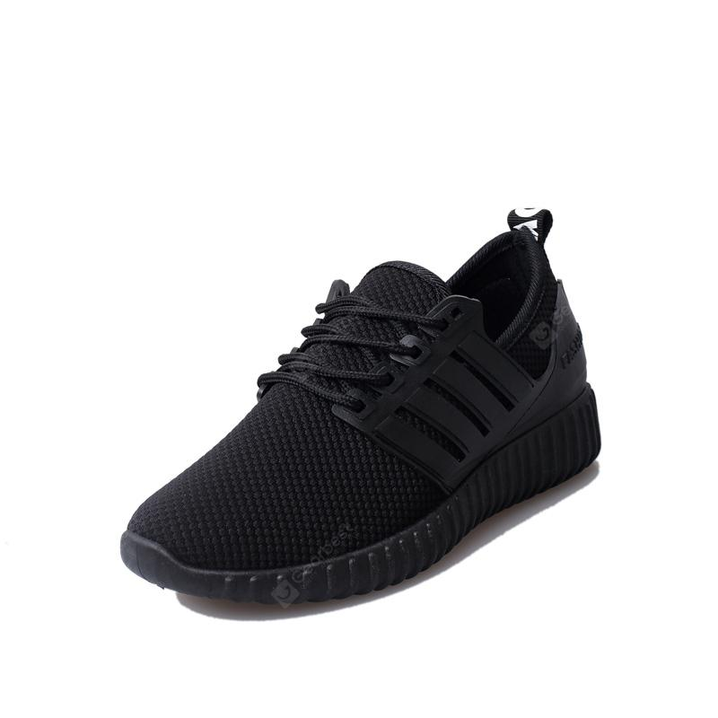 Lacing Student Thick-Soled Casual Shoes
