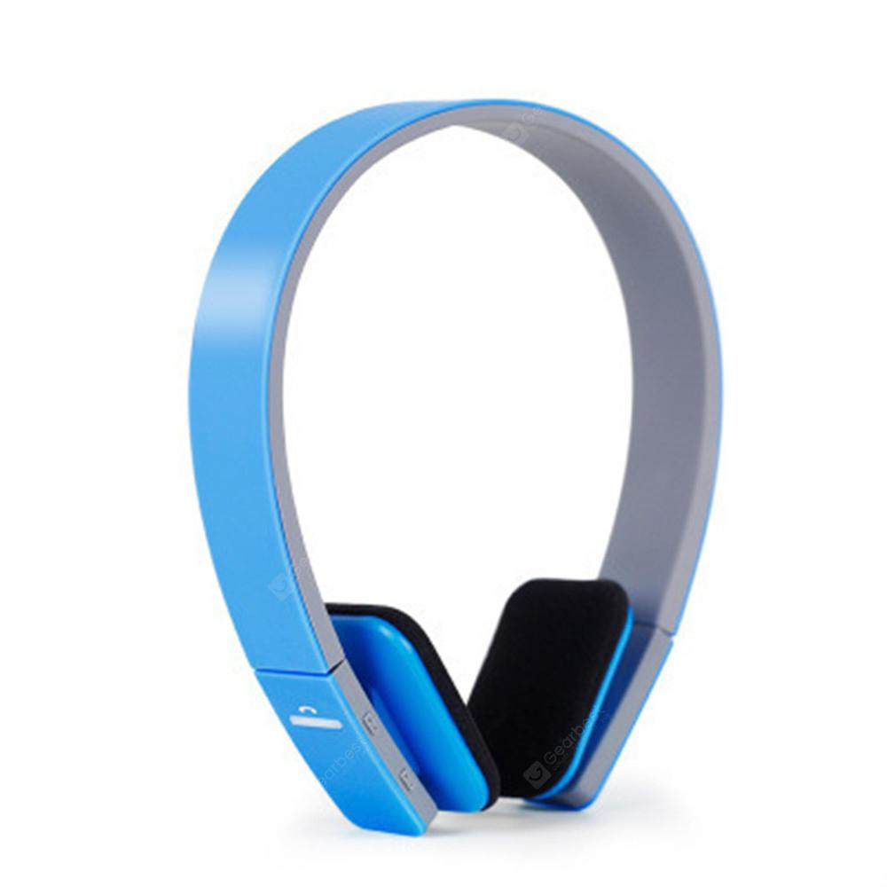 Bluetooth Stereo Headphone Noise Reduction with Mic for Cellphone Tablet PC