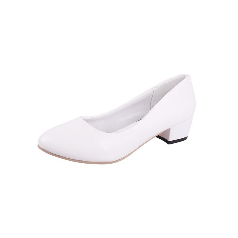 Heiseqian And Professional Single Shoes