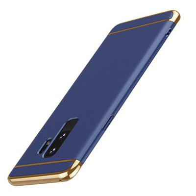 Luxury 3 in 1 Combo Cover Case for Samsung Galaxy S9 Plus