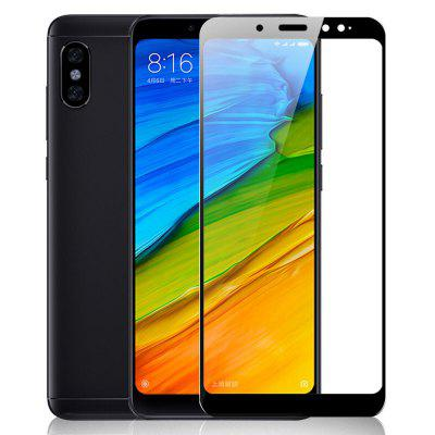 Tempered Glass Full Screen Protector Armor Film for Xiaomi Redmi Note 5 Pro benks tempered glass for xiaomi 5 2 5d radians screen protector