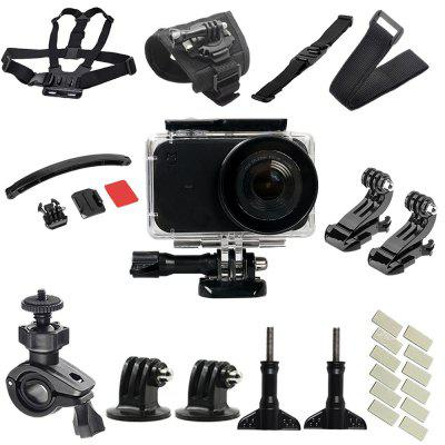 Action Camera Accessory Set 45m Water-resistant for Xiaomi Mijia Action Camera