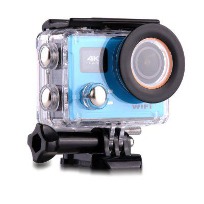 Action Camera 4K Sports DV Ultra HD 30MP Waterproof WiFi Waterproof 170 Degree