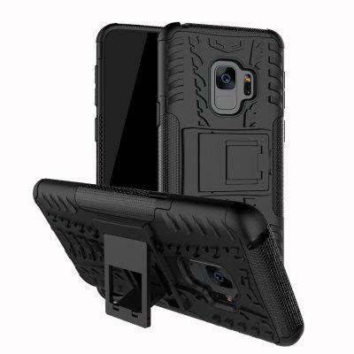 Case for Samsung S9 Shockproof Back Cover Armor Hard Silicone