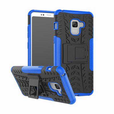 Case for Samsung A8 Plus 2018 Shockproof Back Cover Armor Hard Silicone