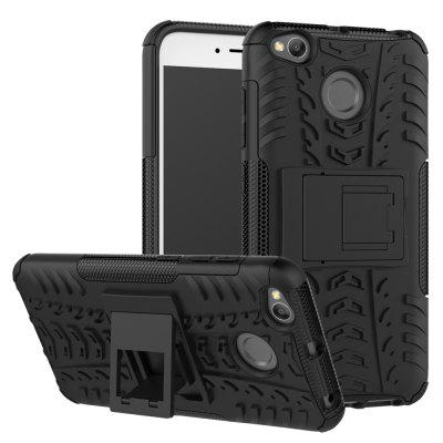 Case for Redmi 4X Shockproof Back Cover Armor Hard Silicone
