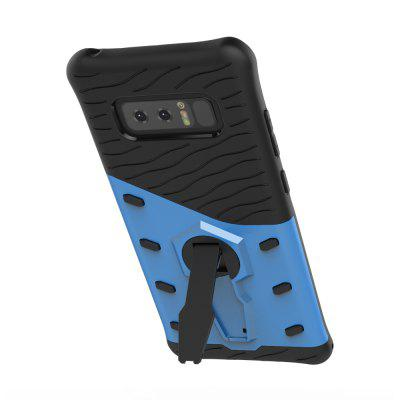 For Samsung Galaxy Note 8 Case Armor 360 Degree Rotating Kickstand