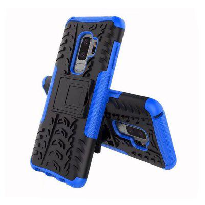 Cover Case for Samsung Galaxy S9 Plus Stents ShockProof Hard Builder Armor