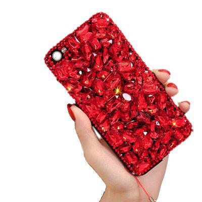 Diamond Phone Casing Smartphone Cover Shell Case for iPhone 6 / iPhone 6S crocodile print style cover case for iphone 6s