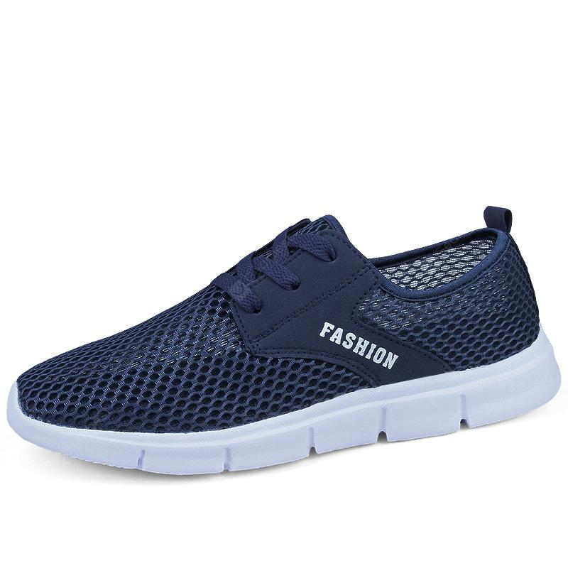 Lightweight Breathable Mesh Beach Shoes Comfort FlatsSneakers