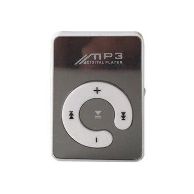 MP3 Music Player Portable with Clip Support TF / SD Card Provide Stereo Earphone