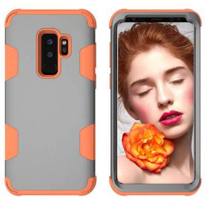 Silicone and PC High Impact Resistant Protective Case for Samsung Galaxy S9