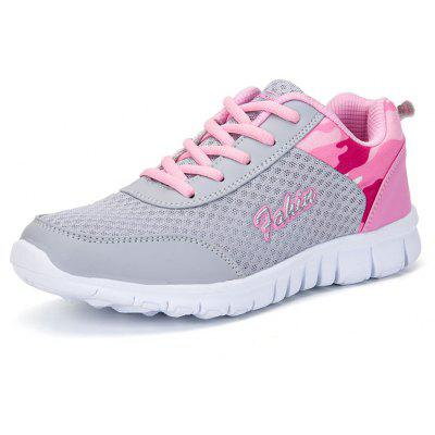 Spring Section Mesh Breathable Casual Shoes