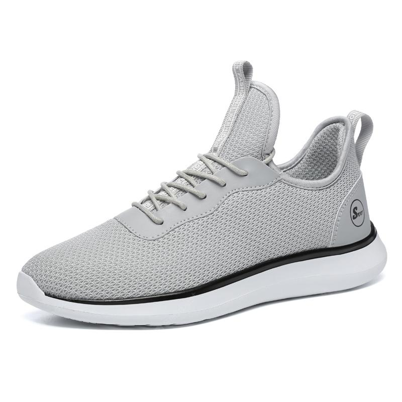 Lightweight Casual Breathable Sports Men Shoes