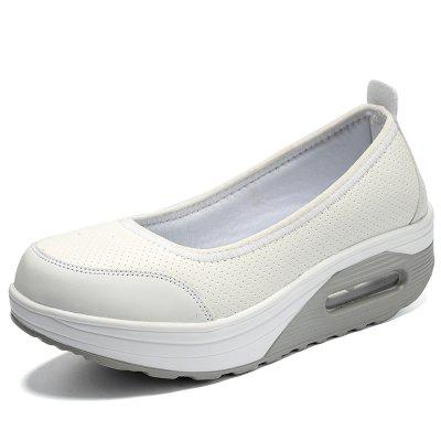 Slip-Ons Simple Style Thick Sole Casual Comfy Shoes