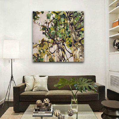Special Design Frameless Paintings Totem Print