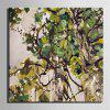 Special Design Frameless Paintings Totem Print - FERN GREEN