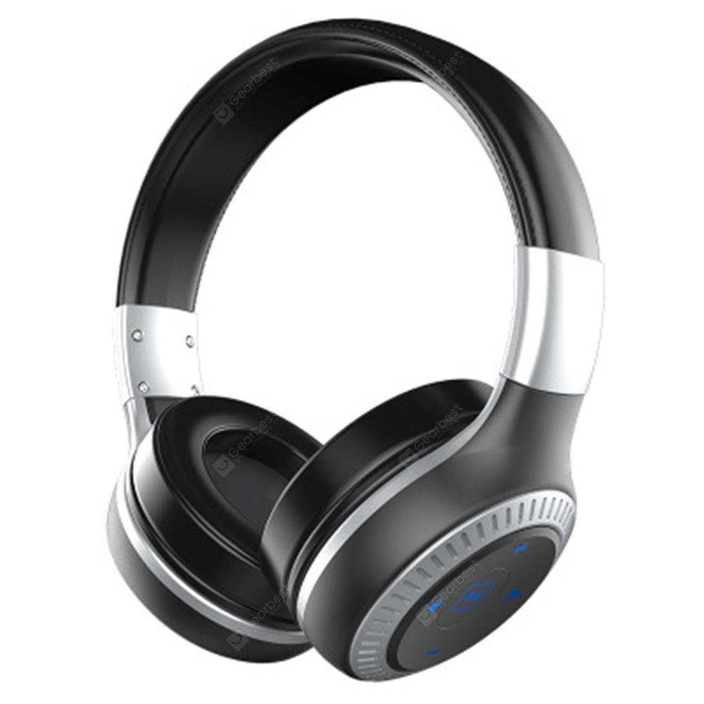 Wireless Headset Foldable Bluetooth Headphone with HD Sound Quality Superior