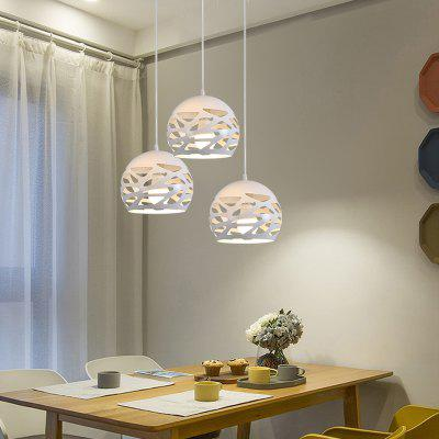 Ever-Flower Modern Pendant Lighting Kitchen House Pendant Lamp for ...