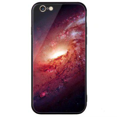 Apply to iPhone 6PLUS/6SPLUS Ultra Thin Tempered Glass Coloured Drawing Shell