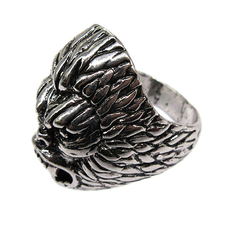 New Personality Domineering Orangutan Men Ring