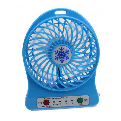Mini Ventilateur USB Rechargeable Portable