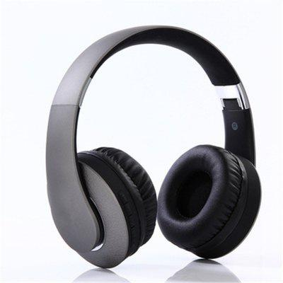 Wireless Headphone with Mic Foldable Over Ear Bluetooth