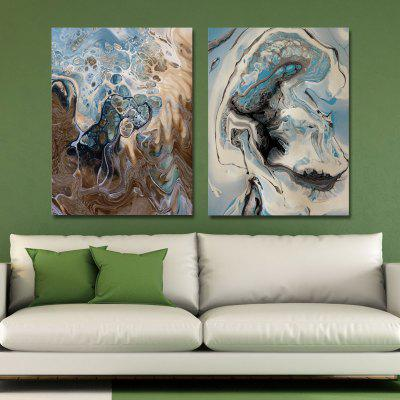 MY43-CX - 57-97 Fashion Abstract Print Art Ready to Hang Paintings 2PCS