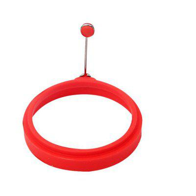 Round Egg Mold Silicone Pancake Omelette Device Cooking Tool