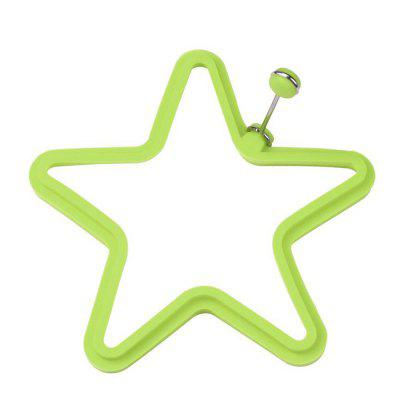 Star Egg Mold Silicone Pancake Omelette Device Cooking Tool