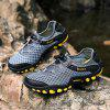 Lightweight Beach Swimming Breathable Sandals Shoes Comfort Flats Sneakers - BATTLESHIP GRAY