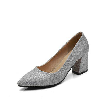 Commuter Pointed High Heeled Leisure Women Shoes
