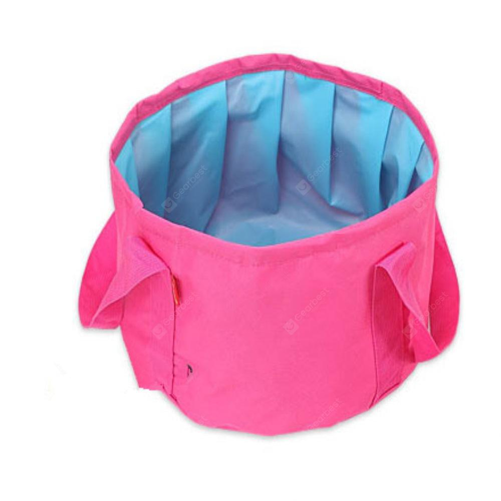 Outdoor Portable Folding Water Basin for Business Trip