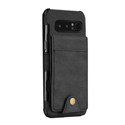 Cover Case For Samsung Galaxy Note 8  Card Holders Phone Shells